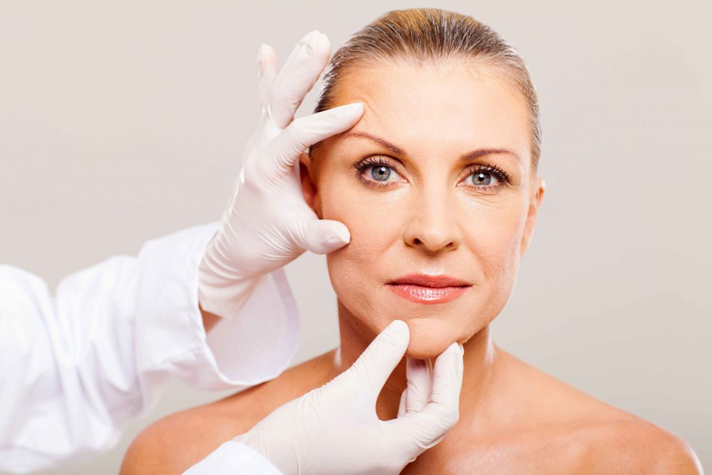 Non-Surgical Brow lift treatment