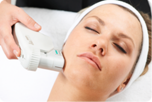 High Intensity Focussed Ultrasound treatment for the face and neck